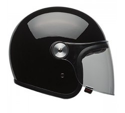 CASQUE BELL - RIOT SOLID BLACK