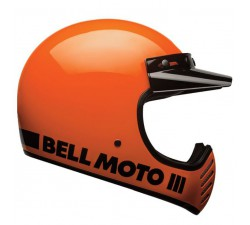 BELL MOTO 3 - Classic Fluo Orange