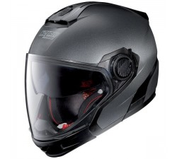CASQUE MODULABLE NOLAN - N40-5 - GT - Black graphite