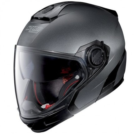 Casque Nolan Crossover N40 5 Gt Black Graphite Mat