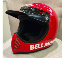 BELL MOTO 3 - Classic Red