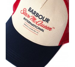 Casquette Barbour Trucker
