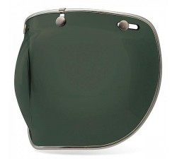 Visière CUSTOM 500 / SNAP BUBBLE DELUXE Shields - Wayfarer Green