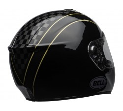 Casque BELL SRT Buster Gloss Black/Yellow/Grey