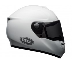 Casque BELL SRT Gloss White