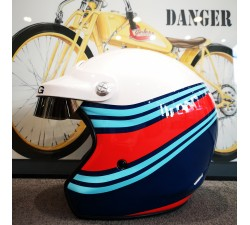 CASQUE JET FELIX RACING