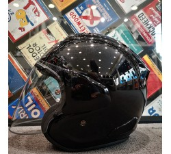 Casque Arai SZ-R VAS Diamond Black - Noir brillant