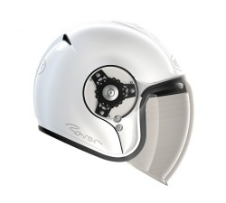 CASQUE JET ROOF - ROVER Blanc