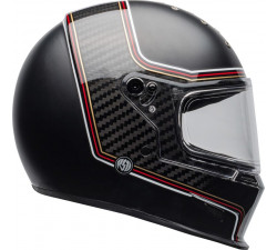 Casque BELL Eliminator Carbon RSD The Charge Matte/Gloss
