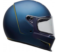Casque BELL Eliminator Vanish Matte Blue/Yellow