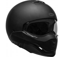 Casque BELL BROOZER Matte Black crossover