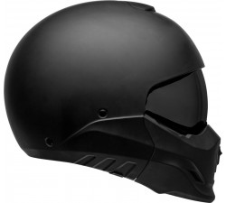 Casque BELL BROOZER Matte Black / transformable