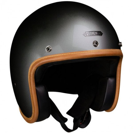 Casque HEDON Hedonist glass ash