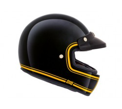 Casque Nexx XG100 DEVON - Noir (black full)