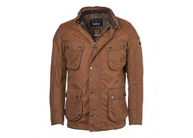 Barbour International CRANK Tan