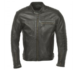Ride & Sons GETAWAY JACKET BLACK - noir