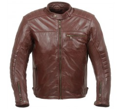 Ride & Sons GETAWAY JACKET TOBACCO marron